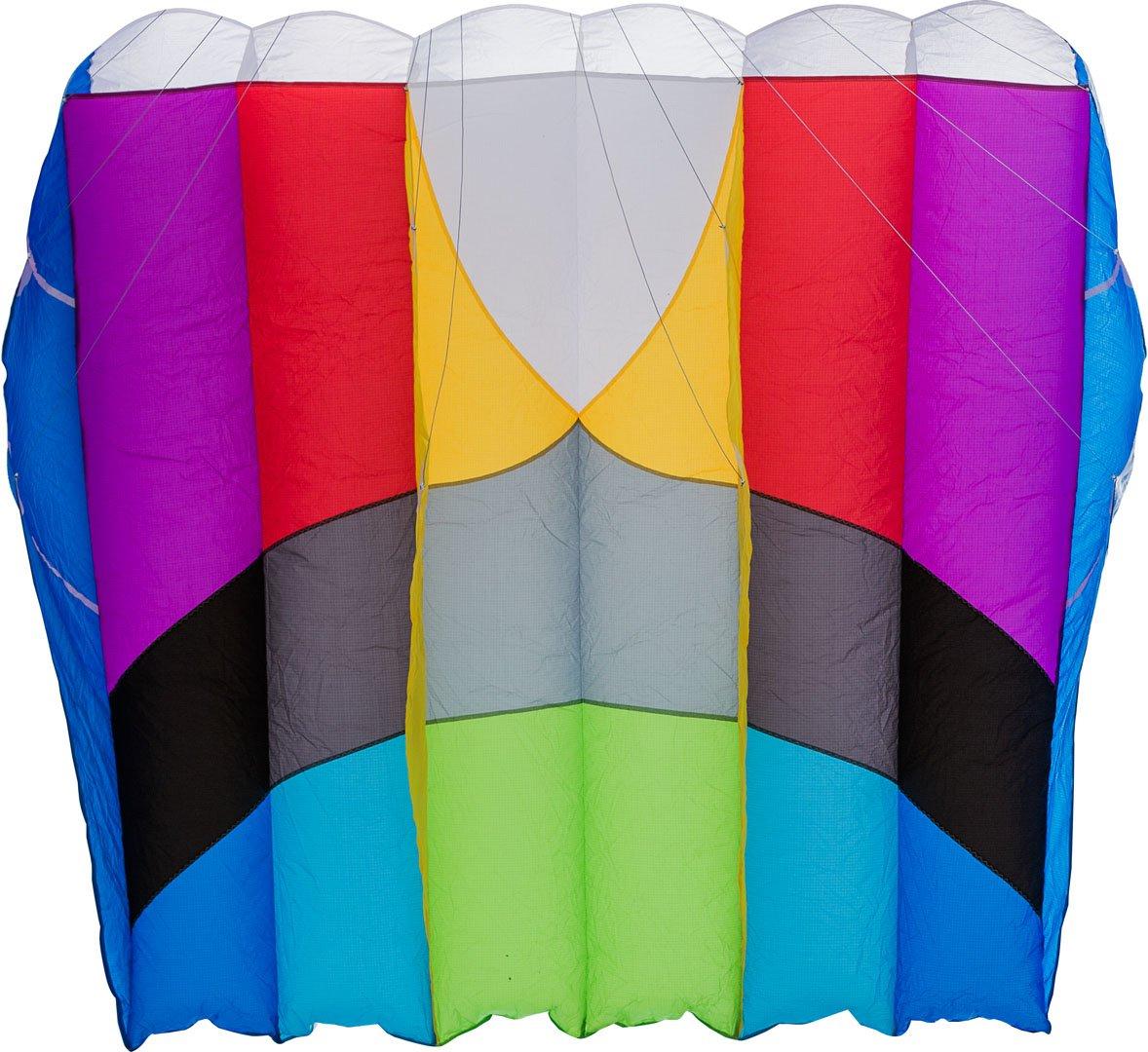 HQ Lenkdrachen Single Line Kites KAP Foil 3.0 Drachen Freizeit Spaß