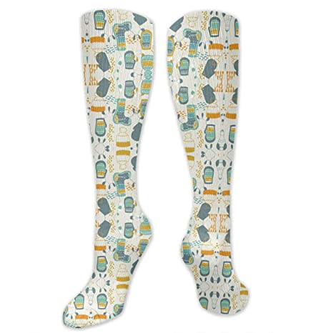 Amazon.com: Hygge - Calcetines de compresión para hombre y ...