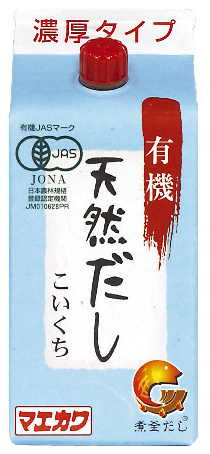 Maekawa-taste, Organic Natural Strong taste Soup Stock, Japanese Dashi