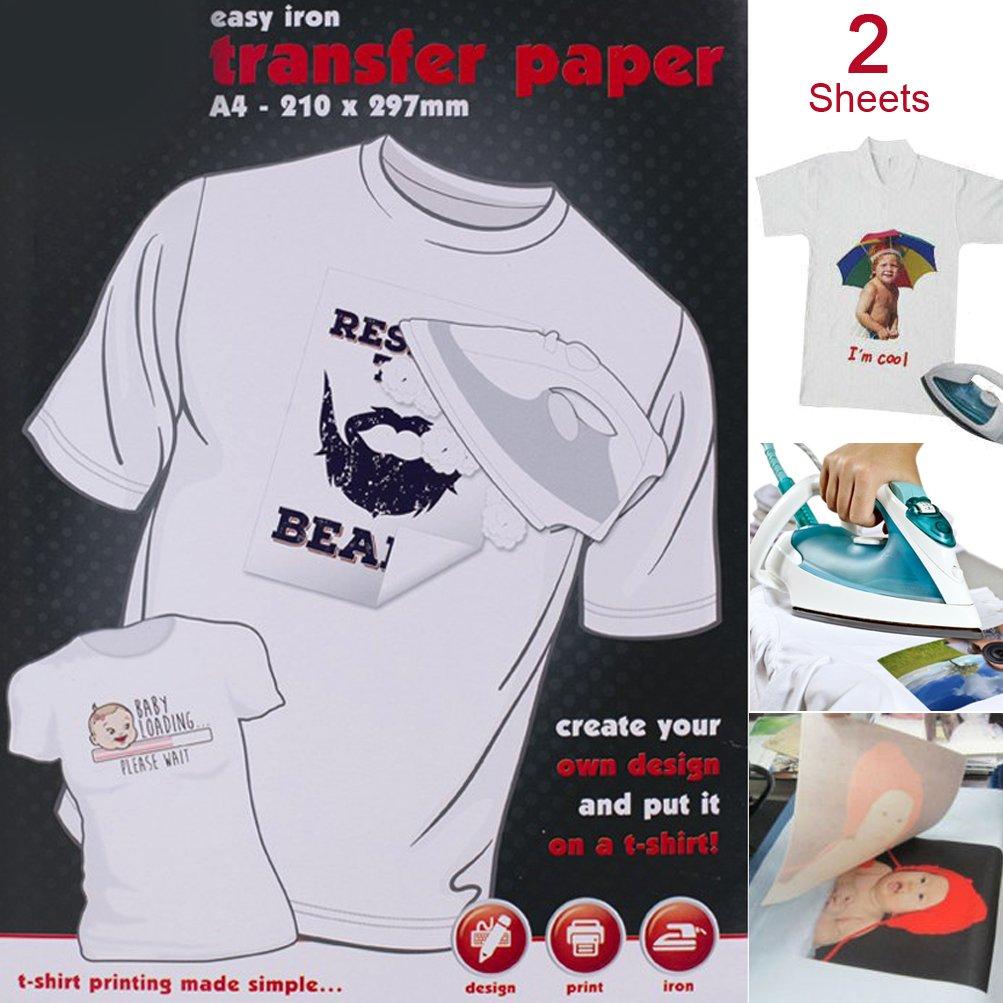 Carta adesiva, per magliette, tessuti leggeri BSD Brands (UK) Ltd