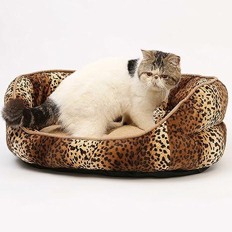 WFH Nido De Mascotas, Perrera Caliente, Saco De Dormir para Gatos, Casa De