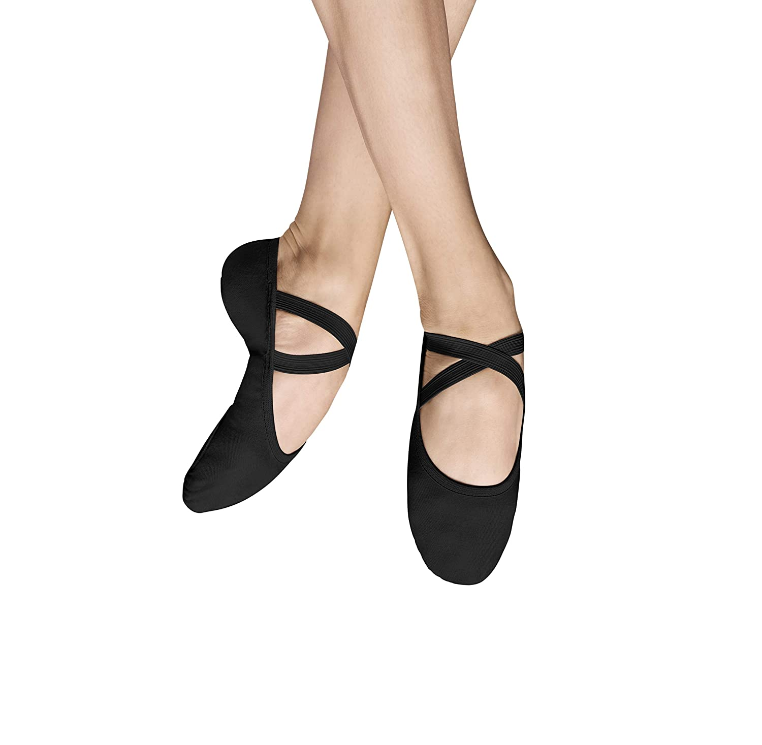 【★超目玉】 [Bloch] Performa US Ballet Shoe 5.5 Fabric Flat [Bloch] B07B33MHZ9 5.5 C US|ブラック ブラック 5.5 C US, 吉城郡:dee38c3c --- a0267596.xsph.ru