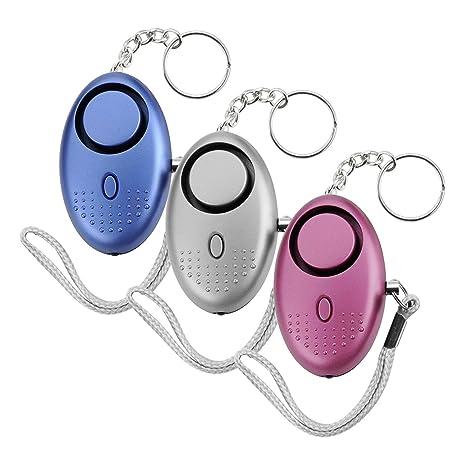 Alarma Personal, PAWACA 130 db alarma de defensa personal de ...