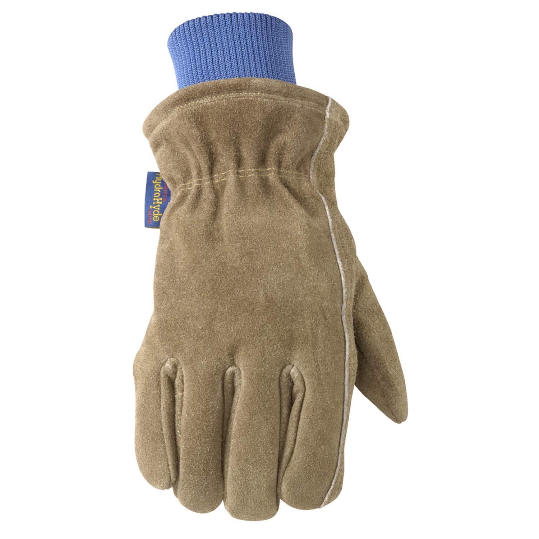 Men's Winter Work Gloves, Water Resistant, Warm 100 gram Thinsulate, HydraHyde, X-Large (Wells Lamont 1196XL) Wells Lamont Gloves