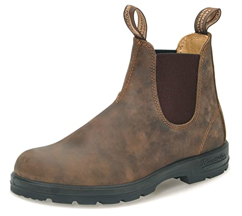 040a914f2cd8 Blundstone 585 Leather Lined in Rustic Brown