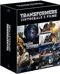 Transformers - L'intégrale 5 films