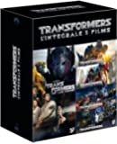 Transformers - Coffret : Transformers + Transformers 2 - La revanche + Transformers 3 - La face cachée de la Lune + Transformers : l'âge de l'extinction + Transformers : The Last Knight