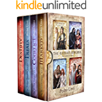 The Ilenian Enigma: Omnibus Edition (Books 1 - 4) Complete Series