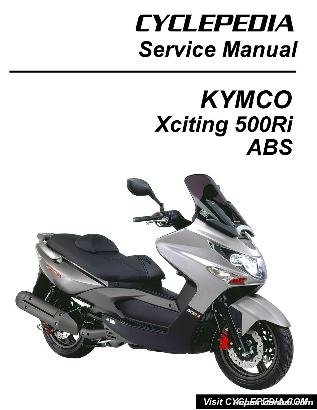 kymco scooter manual download