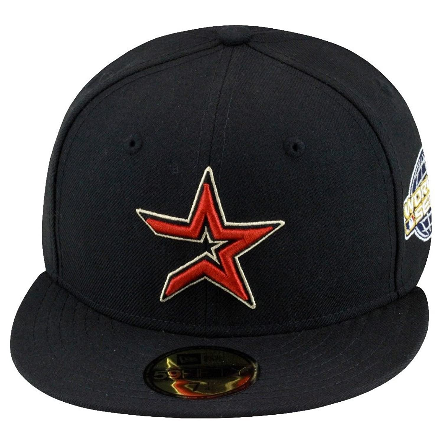 bdf3f77283f Amazon.com   MLB Houston Astros Authentic On Field Alternate 59FIFTY ...