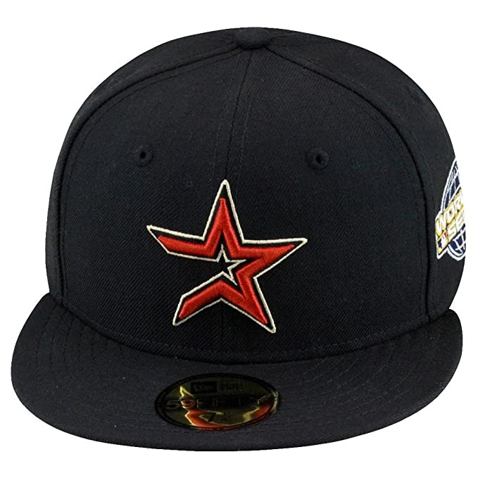 best website 4b3db 8972a New Era Houston Astros 2005 World Series Fitted Hat Cap at ...
