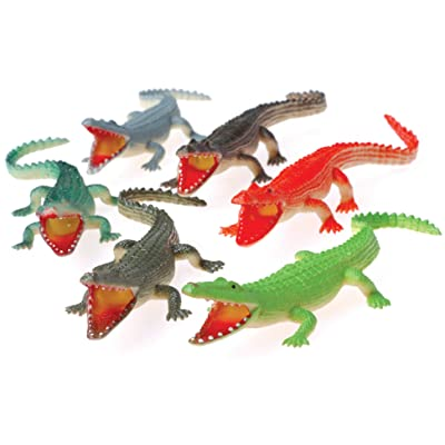 US Toy Toy Crocodiles Action Figure: Toys & Games