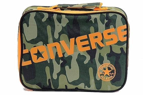 Converse Boy s 9A5125 Insulated Lunch Bag (Camo Print)  Amazon.co.uk ... 53d62b6c54178