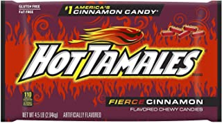 product image for Hot Tamales 4 - 4.5 lb Vending Size Bags