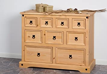 Sideboard Pinie Modell : Pinie kommode in massivholz with