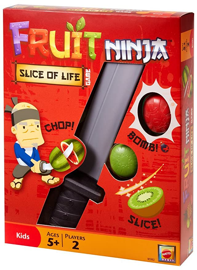 Amazon.com: Fruit Ninja: Slice de vida Juego: Toys & Games
