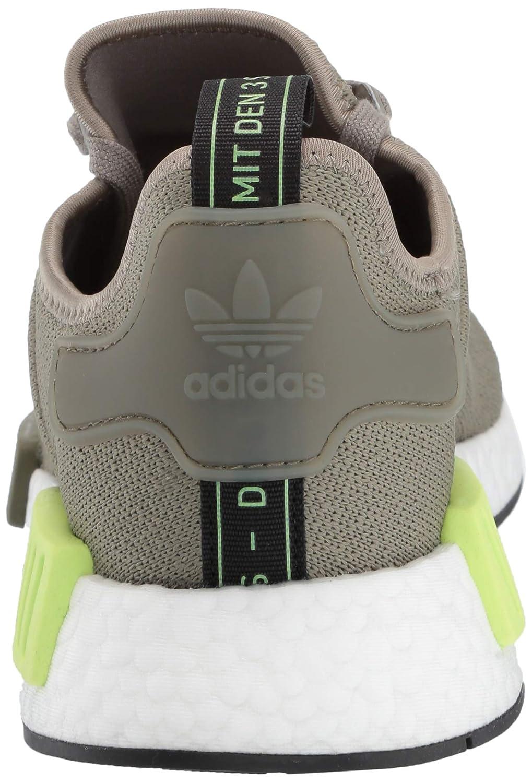 Black Sunglow adidas NMD_r1 PK, Scarpe da Fitness Uomo