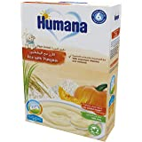 Humana Cereal Rice With Pumpkin - 200 g