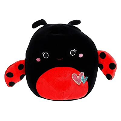 "Kellytoy Valentine Squishmallow 8"" (inches) Animal Pillow Plush (Trudy): Toys & Games"