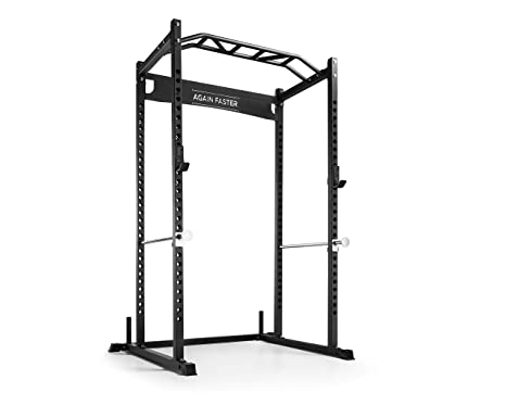 Again Faster® Evolution Home Power Rack - 450 kg Nominal para ...