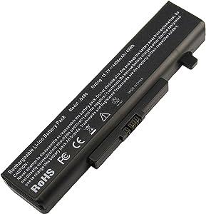 Futurebatt 5200mAh Battery for Lenovo IdeaPad Y480 Y480N Y480P Y485 Y485N Y485P Y580 Y580P Z380 Z480 Z485 Z580 Z585 G480 G580 G585 G700 G710 P580 P585