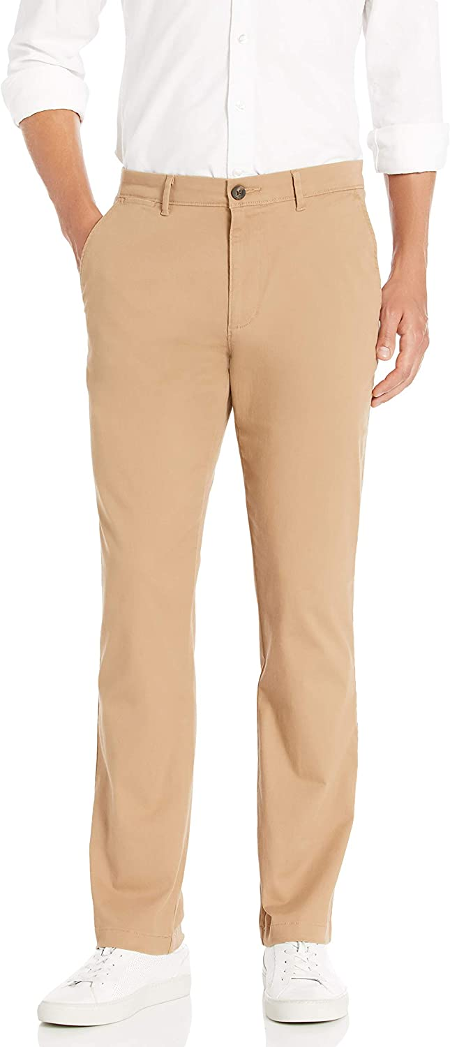 Amazon Essentials Athletic-fit Broken-in Chino Pant Hombre