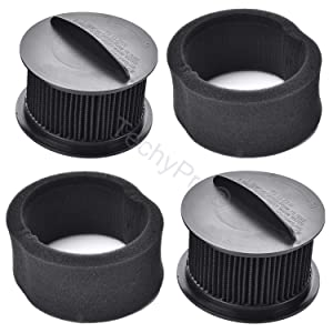 Techypro Compatible 2 Sets Circular Filter Sets Replacement for Bissell 32R9 203-7913, 203-2587, 203-1464, 203-1192, 203-1183, 203-8161 73K1