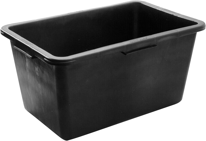 Xclou 182052 - Cubeta para lechada (90 L), color negro