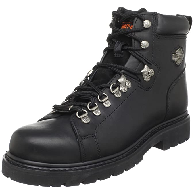 587271c6960 Harley-Davidson Men's Dipstick Boot Black: Harley-Davidson: Amazon ...