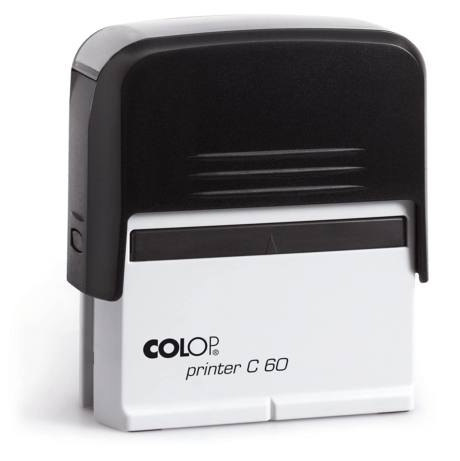 Colop Printer 20 Order Before noon for Same Day despatch Size 37 x 13 mm with up to 3 Lines of Text and 5 Ink Colours Personalised Self Inking Stamp Custom Made