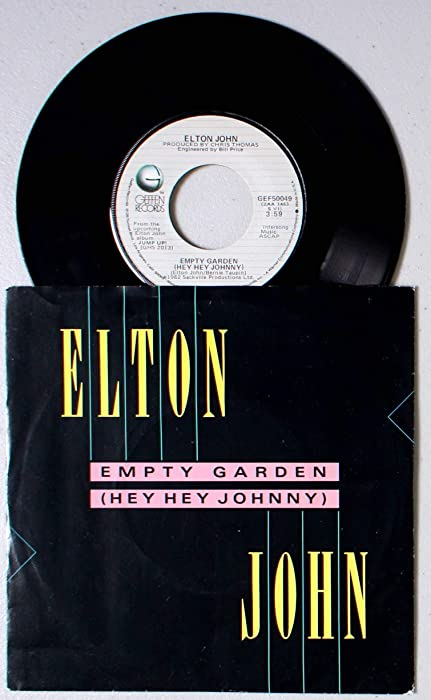 The Best Empty Garden Elton