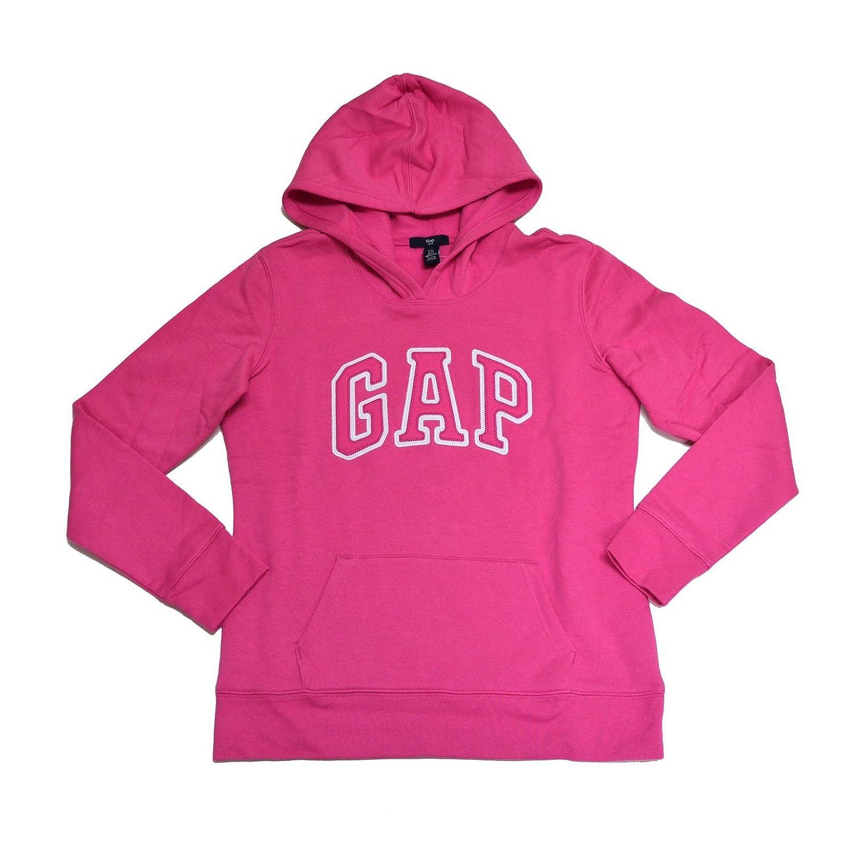 Gap Sudadera con Capucha para Mujer Rosa talla S: Amazon.es: Ropa y accesorios