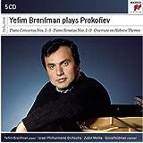 Yefim Bronfman interprète les Concertos et Sonates pour piano de Prokofiev