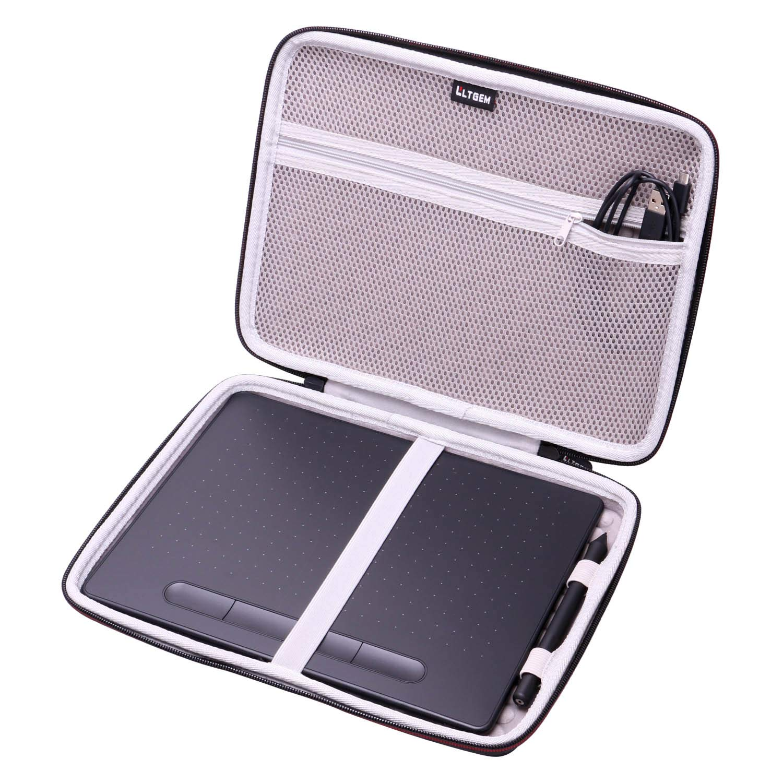 CTL4100 LTGEM EVA Hard Case for Wacom Intuos Drawing Small Tablet Size