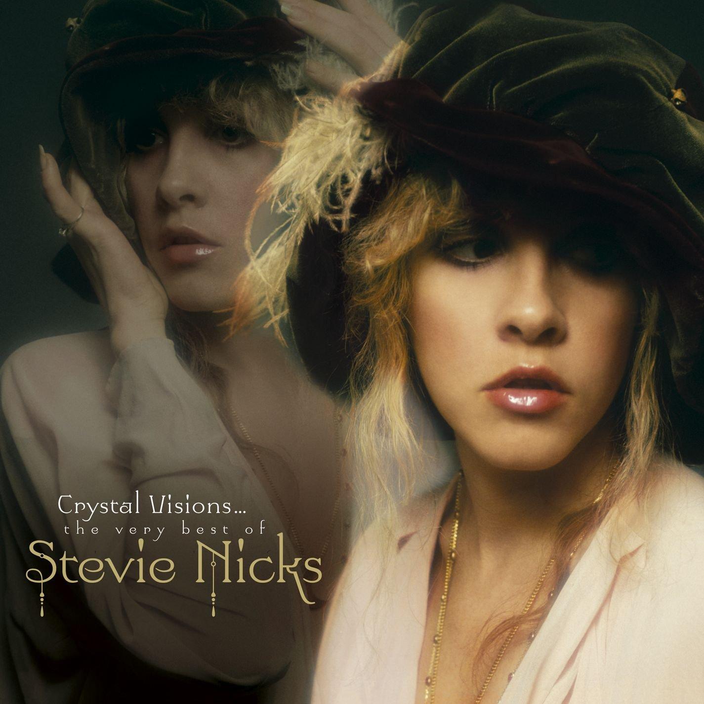 CD : Stevie Nicks - Crystal Visions: The Very Best Of Stevie Nicks (CD)