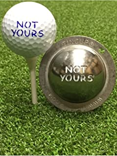 product image for Tin Cup Not Yours