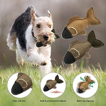 Juguete de lino para mascotas, 2 piezas, accesorios duraderos, interactivo, divertido y soporte, para entrenar a ...