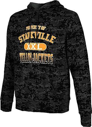 ProSphere Mens Starkville High School Digital Pullover Hoodie (Small)