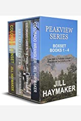 Peakview Series Box Set: Books 1-4 Kindle Edition
