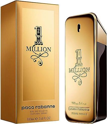 Paco Rabanne 22637 - Agua de colonia, 100 ml: Amazon.es