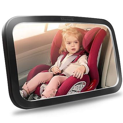 Shynerk Baby BackSeat Mirror - Top Seller