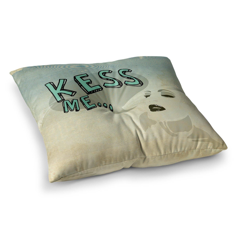 Kess InHouse iRuz33 Kess, 26' x 26' Square Floor Pillow
