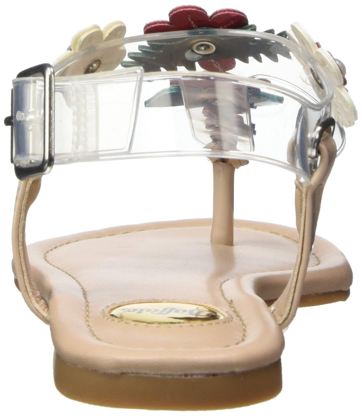 Buffalo TPU Damen 1714s07-14 Patent Pu TPU Buffalo Zehentrenner, Mehrfarbig (Nude 65) 5ac2a6