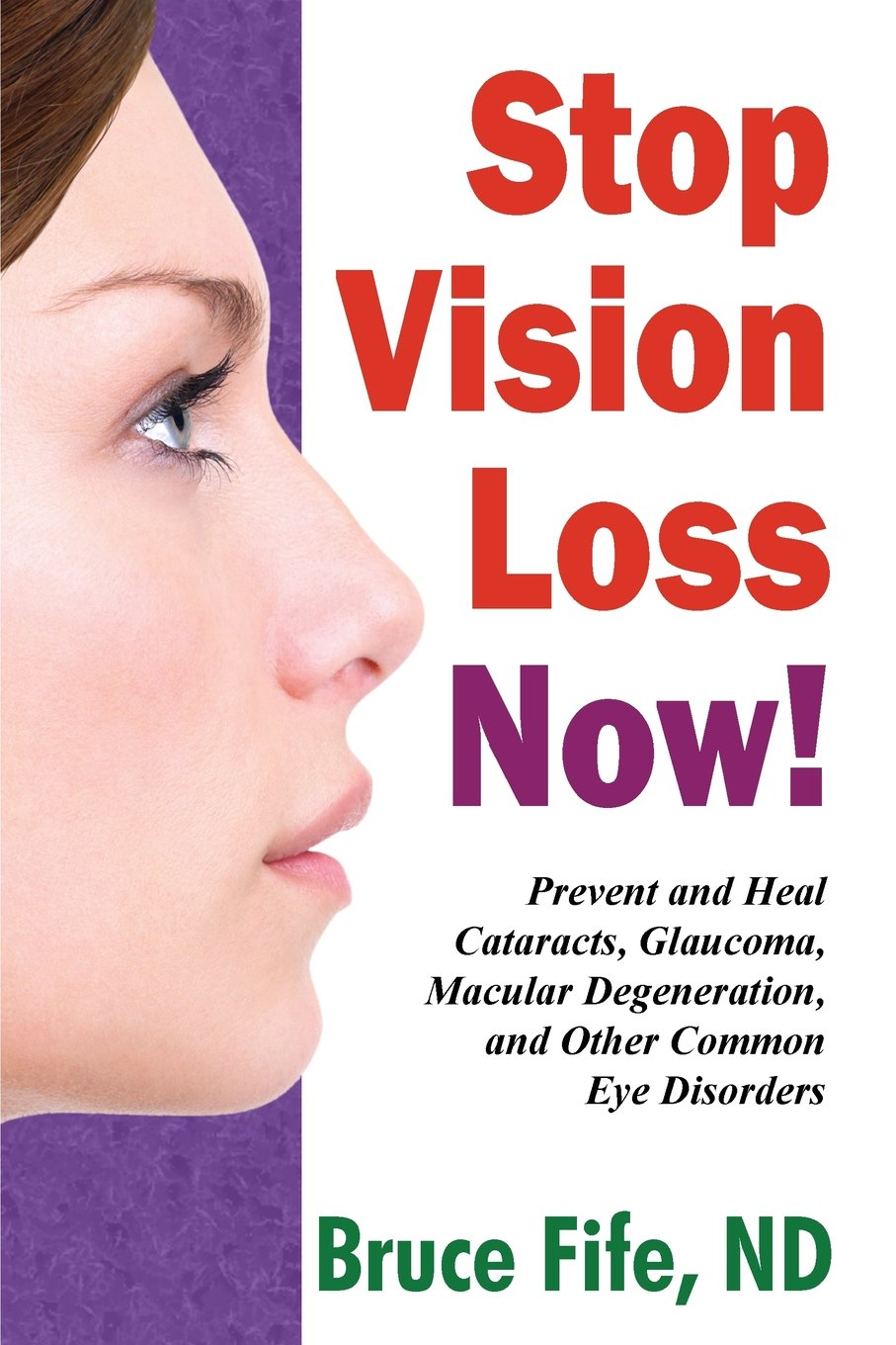 Stop Vision Loss Now Degeneration product image