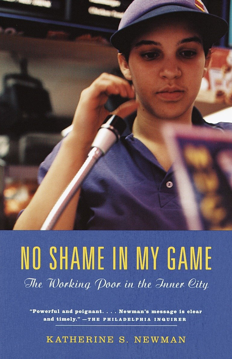 Read Online No Shame in My Game: The Working Poor in the Inner City PDF