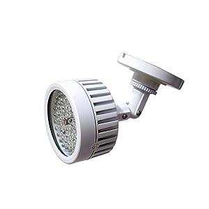 CMVision IR56-56 LED Indoor/Outdoor Long Range 100ft IR Illuminator With Free 500mA 12VDC Adapter