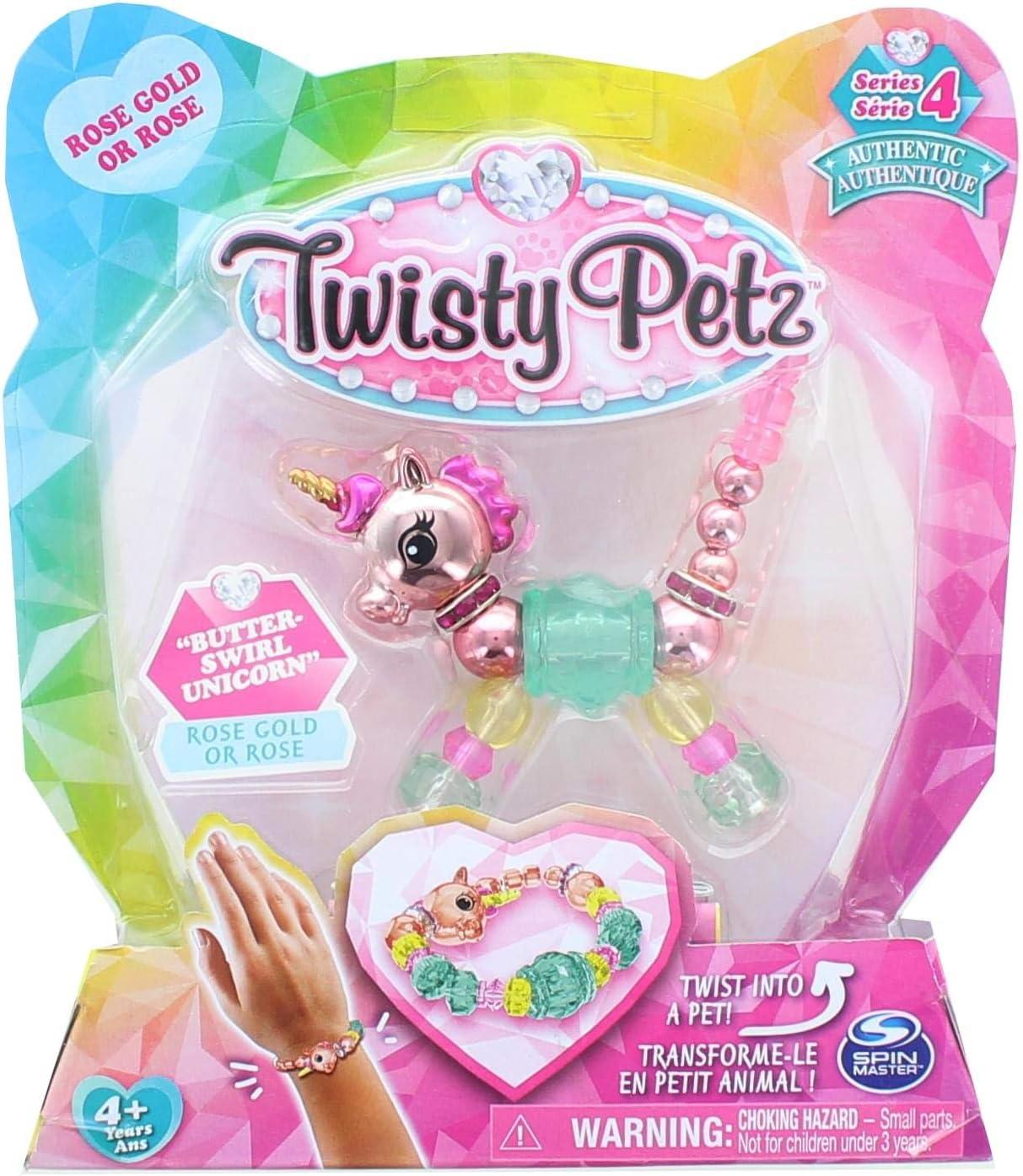 Shockstar Flying Unicorn Twisty Petz Bracelet