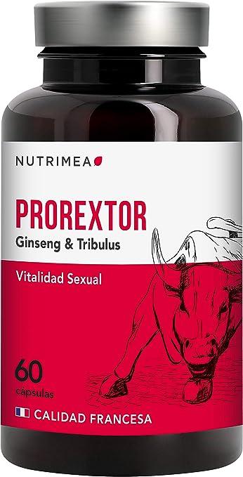 Potenciador Sexual Pastillas Testosterona Natural Tribulus ...