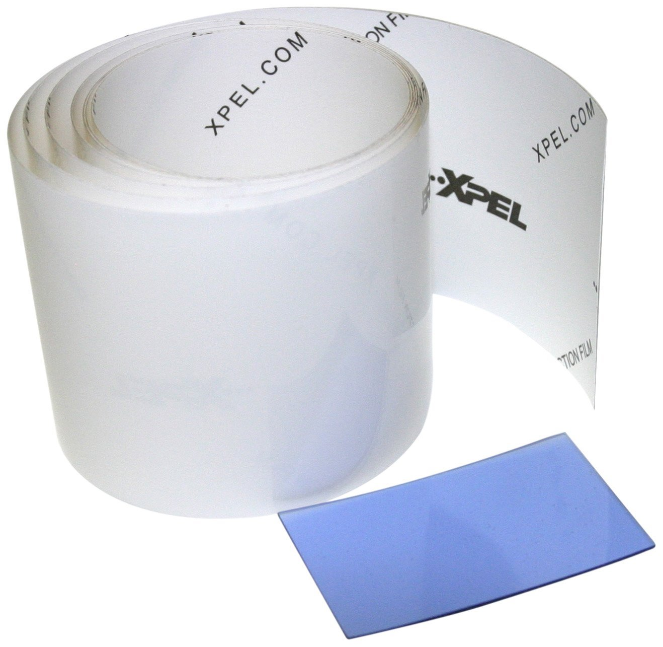 "XPEL Clear Universal Door Sill Guard (60"" x 2.75"") Paint Protection Film Kit (R3022)"