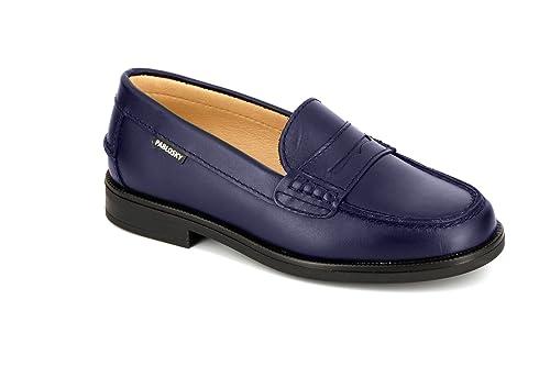 Pablosky 799720 - Mocasines Infantiles, Color Azul Marino, Talla 28: Amazon.es: Zapatos y complementos